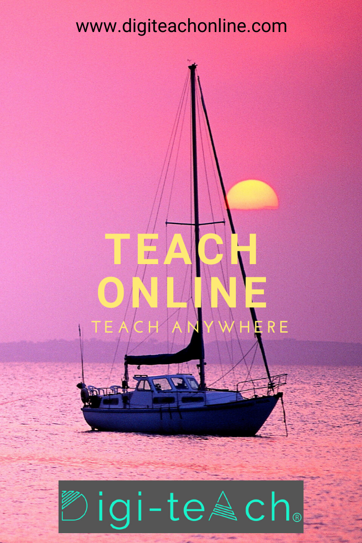 TEACH ANYWHERE – TEACH ONLINE