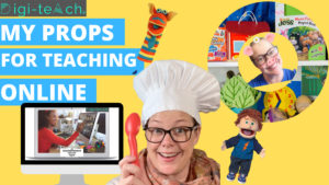 The best props for online teaching