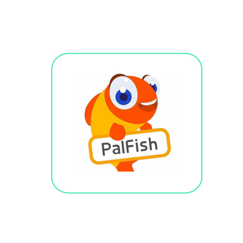 Palfish- teach English online
