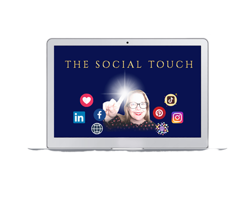 Online courses - The Social Touch