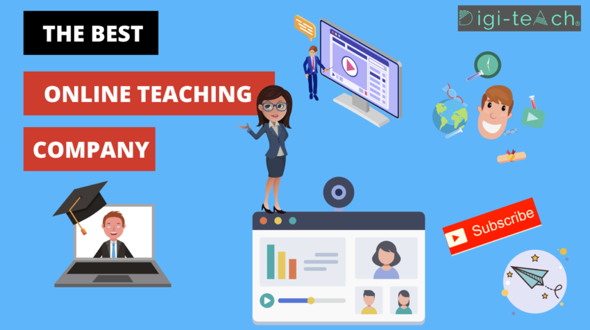 The Best Online Teaching Company