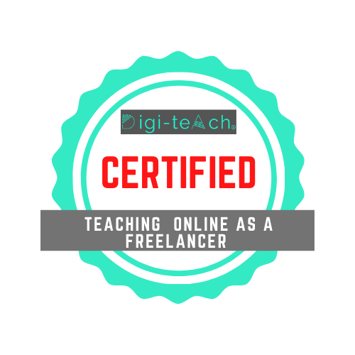 teach online as a freelancer