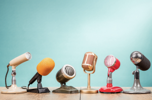 The best microphone for online teaching