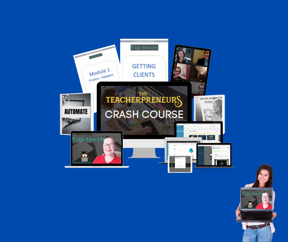 Digiteachonline.com is the No.1 online source for online teaching and learning today 3