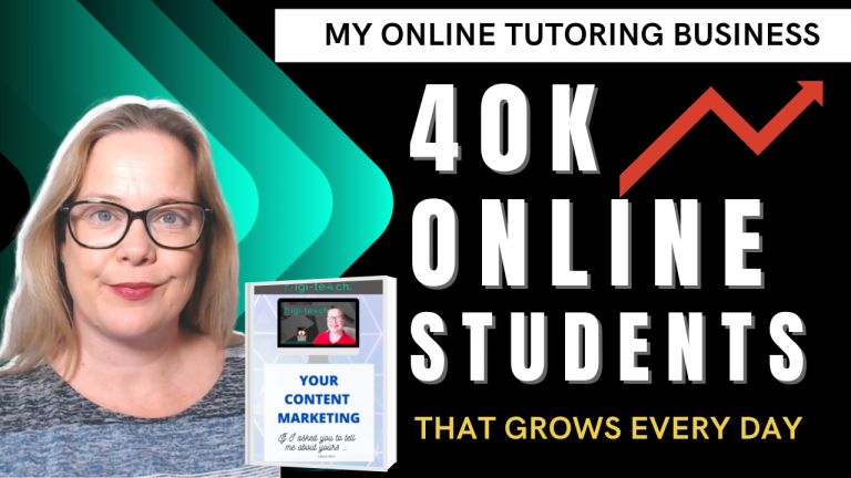 HOW TO EARN A FULL TIME INCOME IN 2021 BY TEACHING ENGLISH ONLINE - The No. 1 Guide to get started 3